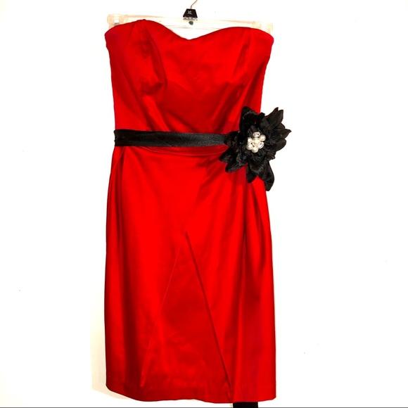 Trixxi Dresses & Skirts - Trixxi cocktail dress red 7